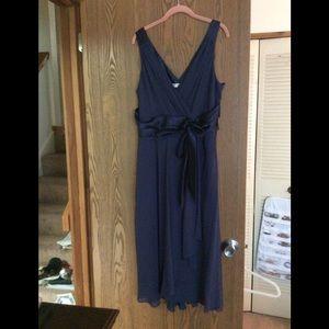 Evan Picone Navy Dress size 18W